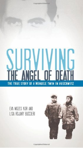 Surviving the Angel of Death: The True Story of a Mengele Twin in Auschwitz a lucky child a memoir of surviving auschwitz as a young boy page 9
