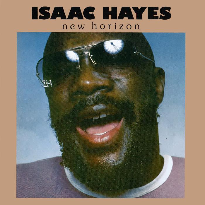 Isaac Hayes. New Horizon