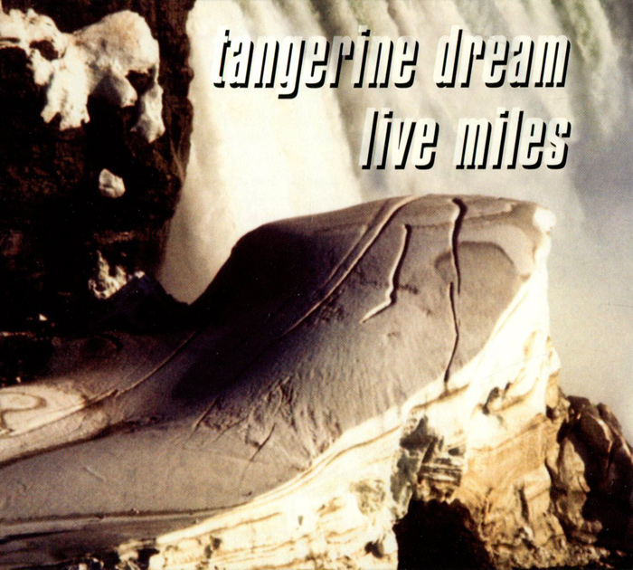 Пол Хаслингер Tangerine Dream. Live Miles цены