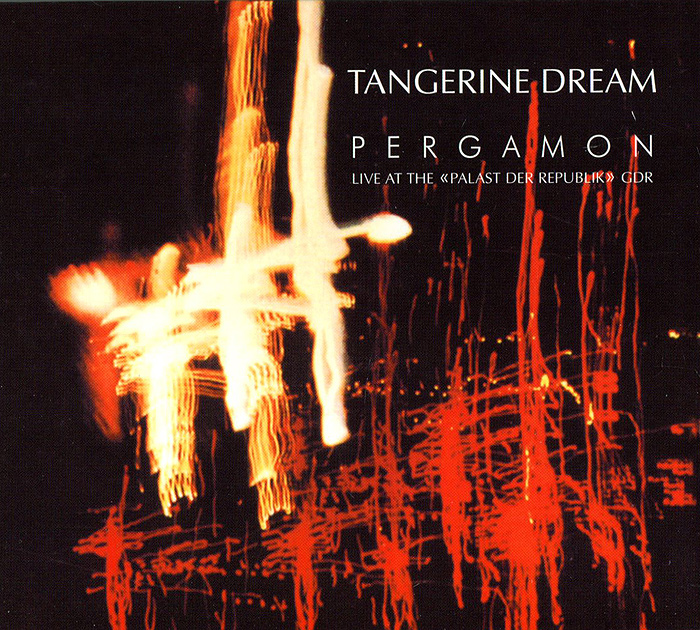 Tangerine Dream. Pergamon