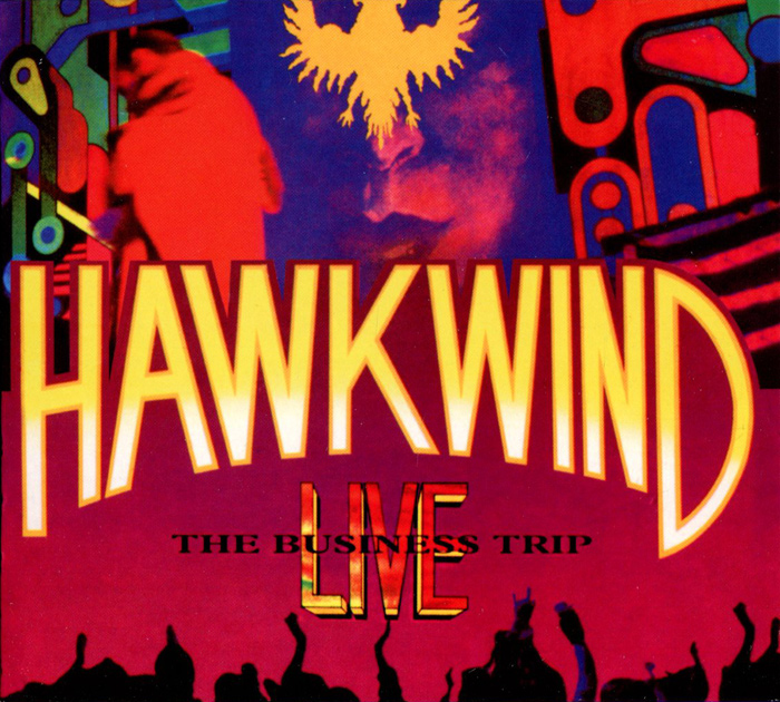 Hawkwind Hawkwind. The Business Trip Live hawkwind hawkwind spirit of the age an anthology 1976 1984 3 cd