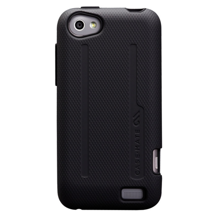 Case-Mate Tough для HTC One V, Black (CM020945)