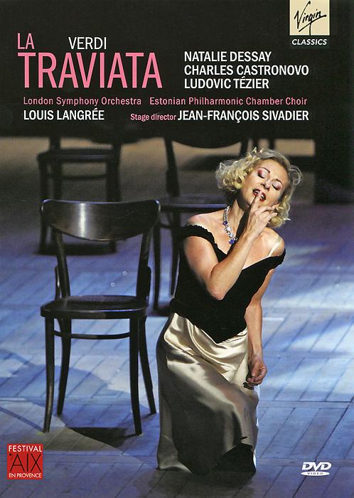Verdi - La Traviata / Natalie Dessay, LudovicTezier, Charles Castronovo цена