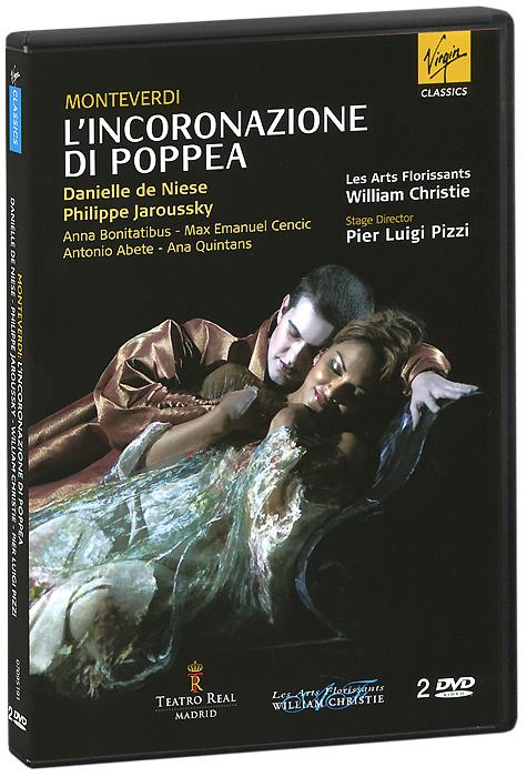 Monteverdi - L`inconorazione Di Poppea (2 DVD) the virgin and the gipsy