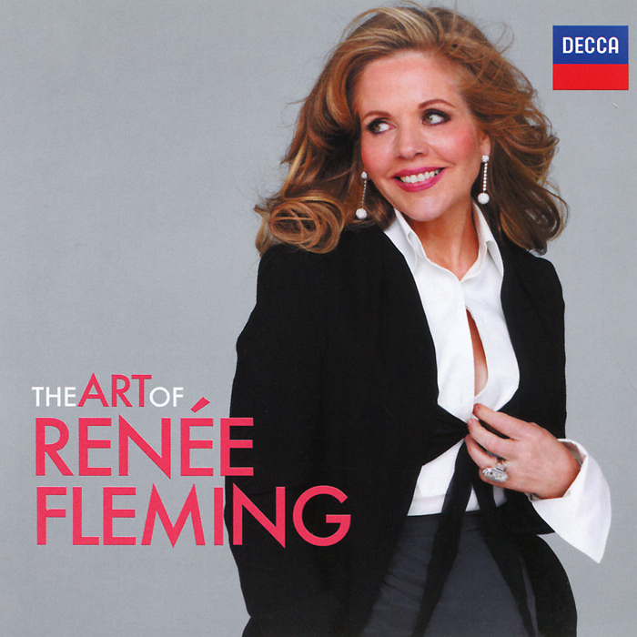Рени Флеминг Renee Fleming. The Art Of Renee Fleming рени флеминг андреас делфс the royal philharmonic orchestra renee fleming saсred songs