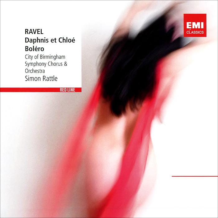 Саймон Рэттл,Birmingham Symphony Orchestra Simon Rattle. Ravel. Daphnis Et Chloe / Bolero daphnis and chloe anthia and habrocomes trans henderson l069