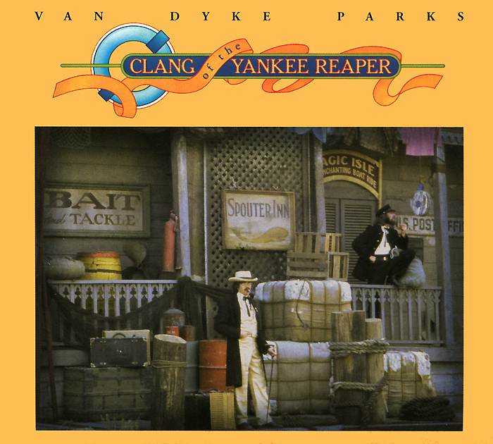 Dyke Van Parks. Clang Of The Yankee Reaper (LP + CD)