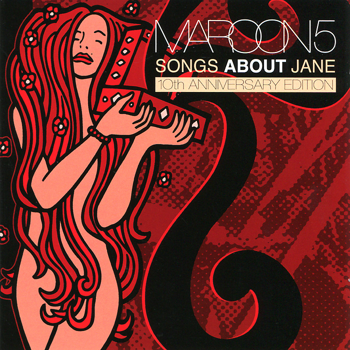Maroon 5 Maroon 5. Songs About Jane. 10th Anniversary Edition (2 CD) transformers 5 major wasp mpm 03 film 10th anniversary edition toy model