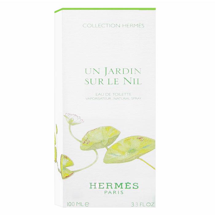 Hermes Un Jardin Sur Le Nil. Туалетная вода, 100 мл туалетная вода для женщин hermes un jardin sur le toit
