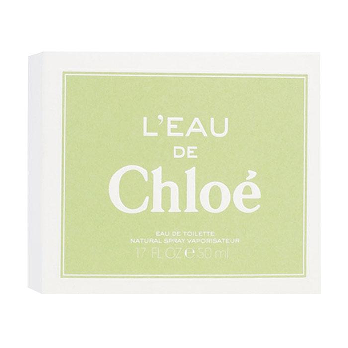 Chloe Туалетная вода L'eau De Chloe, 50 мл туалетная вода chloe chloe love story eau sensuelle парфюмерная вода 30 мл