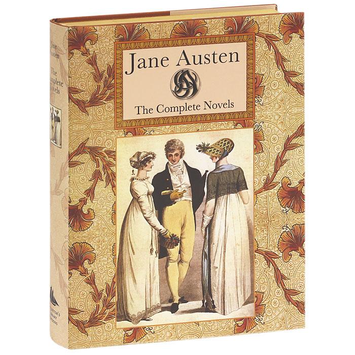 Jane Austen: The Complete Novels jane austen note cards
