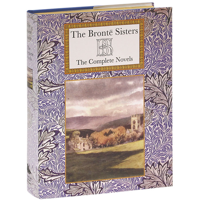 The Bronte Sisters: The Complete Novels ботинки hcs ботинки