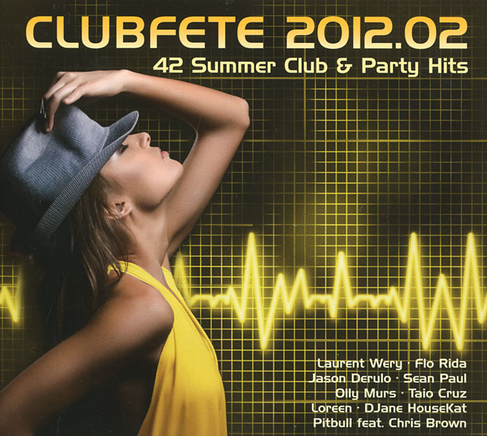 Clubfete 2012.02 42 Summer Club & Party Hits (2 CD)