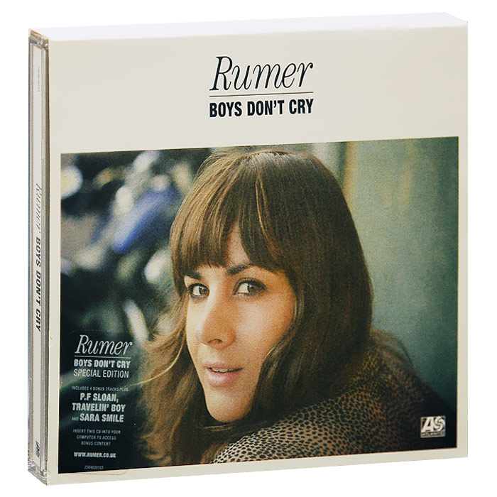 Rumer Rumer. Boys Don't Cry. Special Edition your first atlantic crossing 4th edition