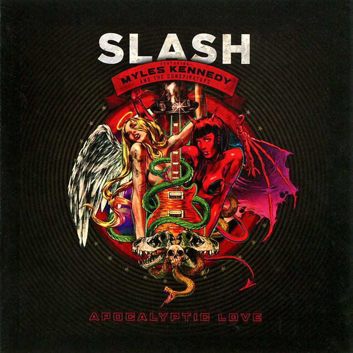 Slash,Майлс Кеннеди,The Conspirators Slash Featuring Myles Kennedy & The Conspirators. Apocalyptic Love myles kennedy leeds
