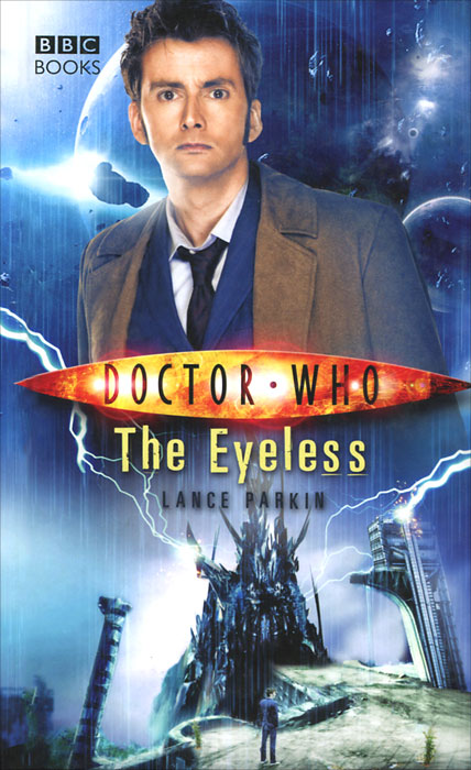 Doctor Who: The Eyeless лак для ногтей orly epix flexible color 931 цвет 931 melodrama variant hex name 000f9a