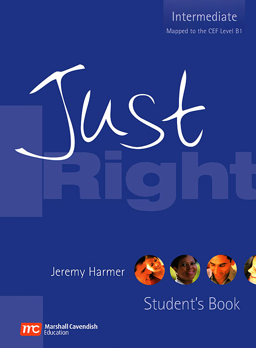 Just Right: Student's Book: Intermediate: The Just Right Course new english file upper intermediate students book six level general english course for adults