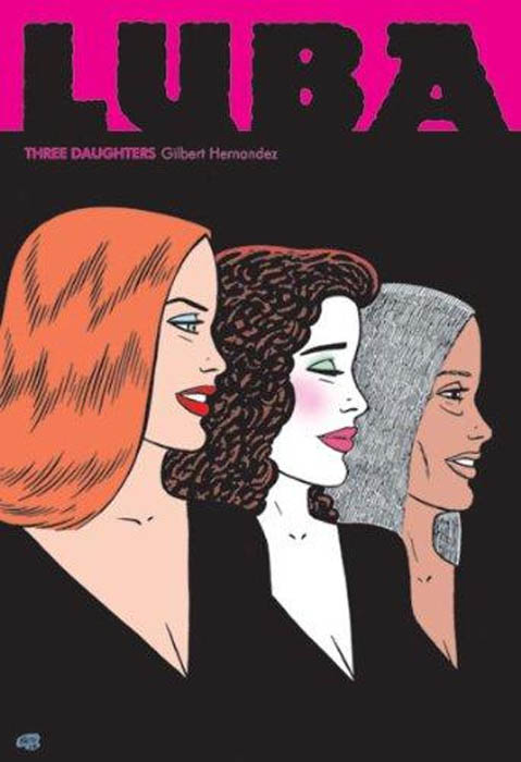 Luba: Three Daughters wives and daughters