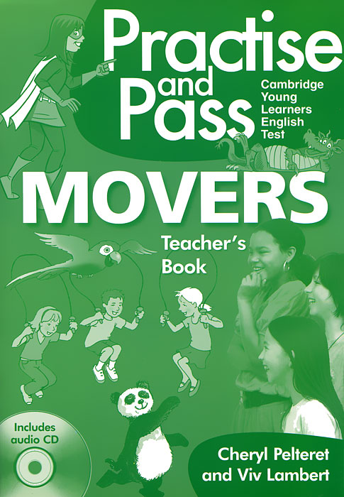 купить Practise & Pass Mover Teachers Book (+ CD-ROM) недорого