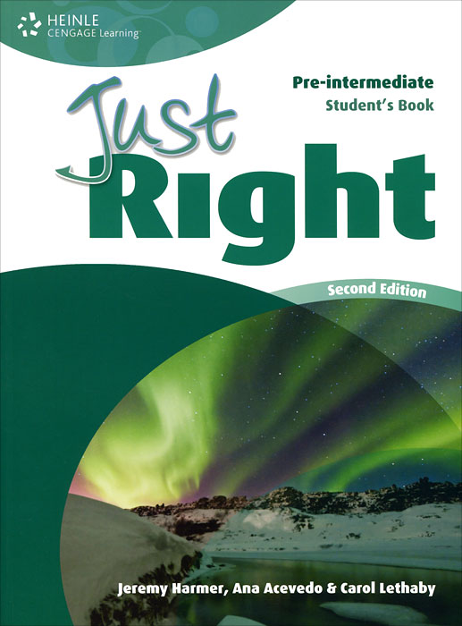 Just Right Pre-Intermediate: Student's Book