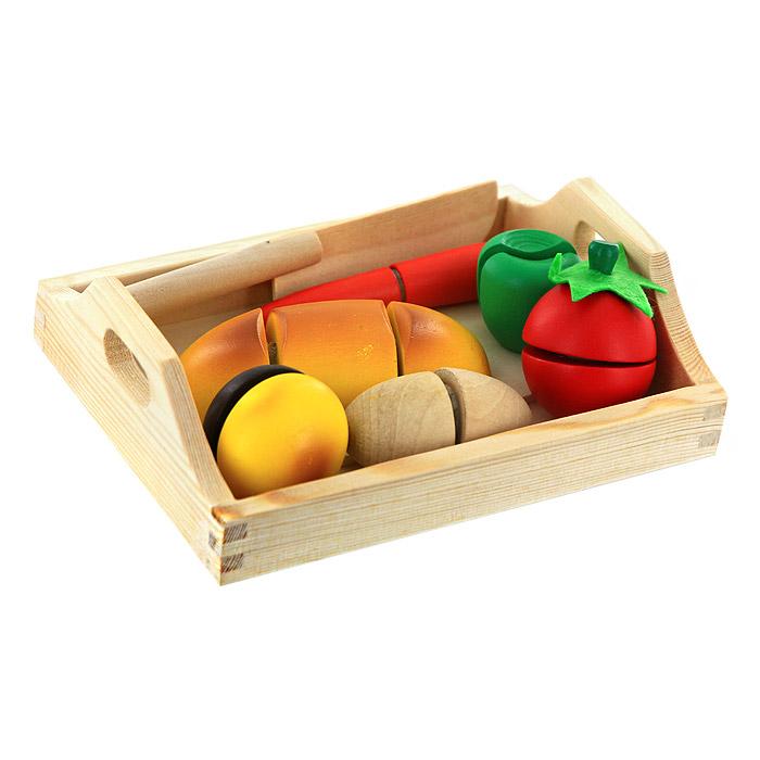 """Игровой набор """"Готовим завтрак"""", малый, Мир деревянных игрушек"""