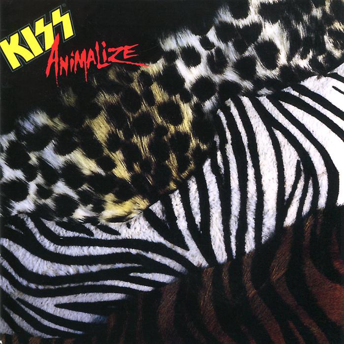 Kiss Kiss. Animalize kiss kiss animalize 180 gr