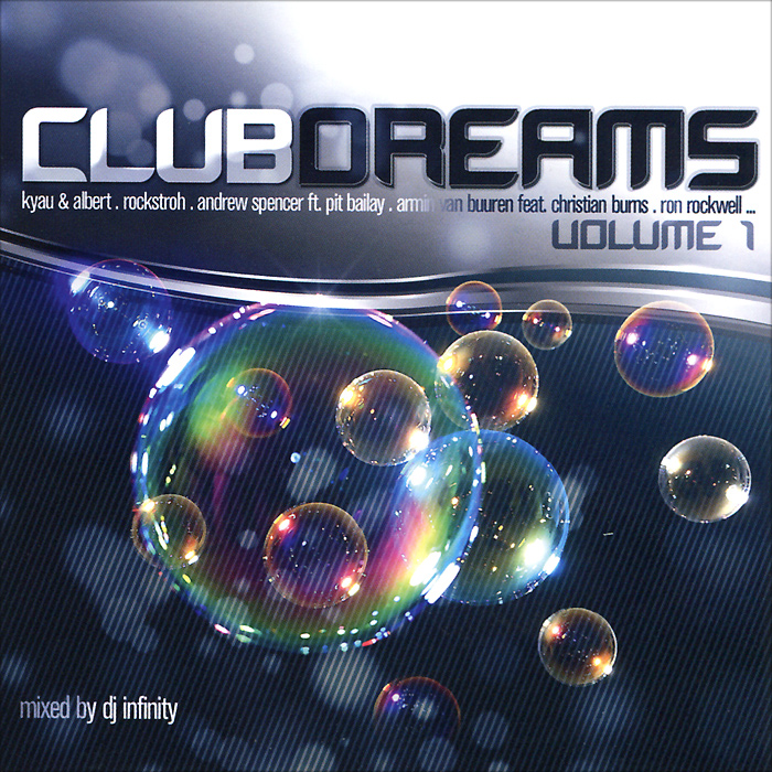 Clubdreams Volume 1 2 CD