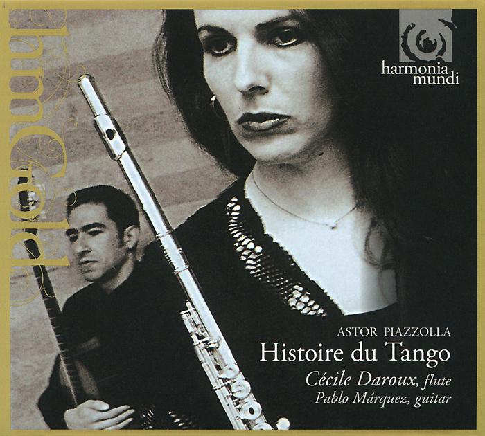 Zakazat.ru Cecile Daroux. Piazzolla. Histoire Du Tango