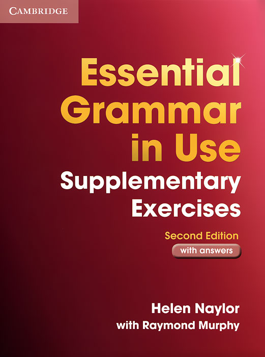 Essential Grammar in Use Supplementary Exercises with Answers english grammar in use supplementary exercises with answers