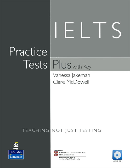 IELTS Practice Tests (+ 3 CD) milton j exams ielts practice tests 2 with answers
