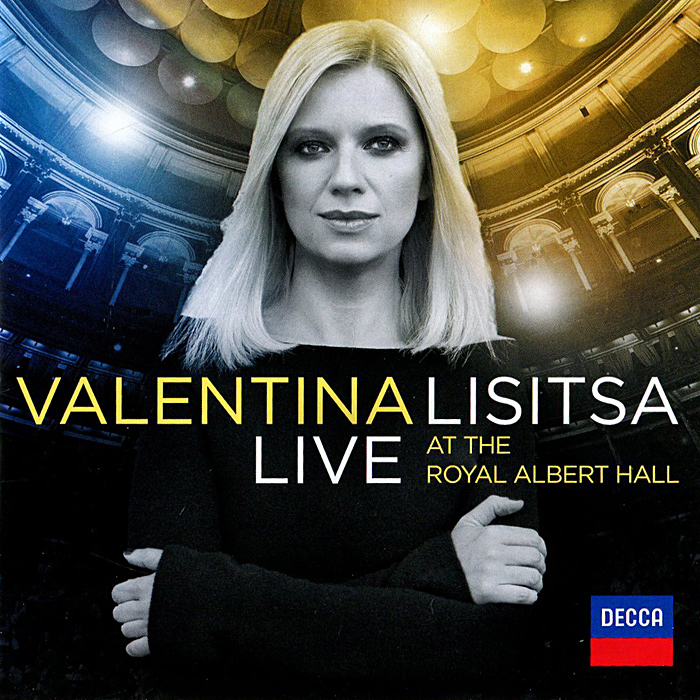 Валентина Лисица Valentina Lisitsa. Live At The Royal Albert Hall pete townshend s classic quadrophenia live from the royal albert hall