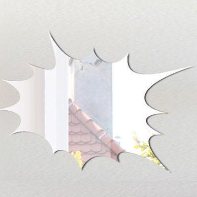 Декоративное зеркало Paristic PAFF!, 29 x 40 смПР01012Декоративное зеркало Paristic PAFF! - это уникальная возможность придать интерьеру неповторимый индивидуальный облик. Оно наполнит дом светом, теплом и радостью.Зеркало выполнено из гибкого органического стекла - более легкого и прочного материала по сравнению с обычным стеклом. Такое зеркало более устойчиво к повреждениям и обеспечивает максимальный визуальный эффект.Такой оригинальный элемент декора добавит в интерьер креативность и солнечное настроение и станет великолепным украшением, притягивающим заинтересованные взгляды окружающих.На оборотной стороне упаковки имеется подробная инструкция по наклеиванию (на русском языке). Характеристики: Материал:гибкое органическое зеркало. Размер зеркала (В x Ш): 29 см х 40 см. Размер упаковки: 47,5 см х 32 см. Производитель: Франция. Артиул: ПР01012. Paristic - это стикеры высокого качества.Художественно выполненные стикеры, создающие эффект обмана зрения, дают необычную возможность использовать в своем интерьере элементы городского пейзажа. Продукция представлена широким ассортиментом - в зависимости от формы выбранного рисунка и от Ваших предпочтений стикеры могут иметь разный размер и разный цвет (12 вариантов помимо классического черного и белого).В коллекции Paristic - авторские работы от урбанистических зарисовок и узнаваемых парижских мотивов до природных и графических объектов. Идеи французских дизайнеров украсят любой интерьер: Paristic -это простой и оригинальный способ создать уникальную атмосферу как в современной гостиной и детской комнате, так и в офисе. В настоящее время производство стикеров Paristic ведется в России при строгом соблюдении качества продукции и по оригинальному французскому дизайну.