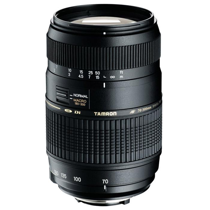 Tamron AF 70-300/4.0-5.6 Di LD Macro Canon объектив