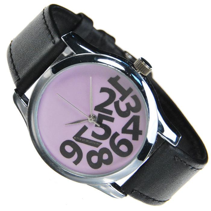 Часы Mitya Veselkov Упавшие на розовом. MV-110