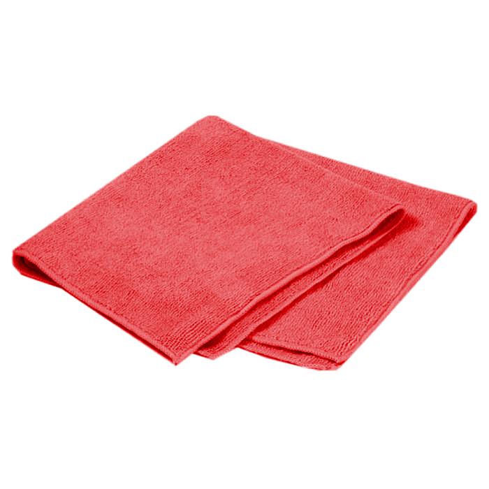 Салфетка для ухода за автомобилем Pingo, цвет: красный, 40 x 40 см5745Салфетка Pingo идеально подходит для полировки кузова автомобиля, для чистки лобового стекла, пластика и хрома, обивки сидений и кузова автомобиля, для влажной и сухой уборки. Махровая салфетка из микрофибры (полиэстер, полиамид) отлично впитывает влагу, быстро и эффективно удаляет пыль и грязь без применения дополнительных чистящих средств.Сильно загрязненную салфетку промыть в теплой воде. При стирке не использовать отбеливатель и смягчающие средства, не гладить.