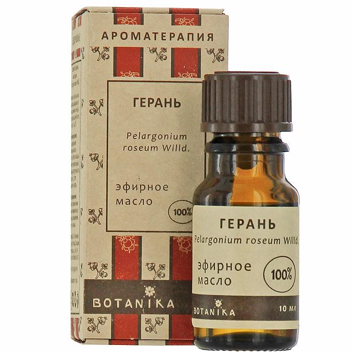 """Эфирное масло Botanika """"Герань"""", 10 мл"""