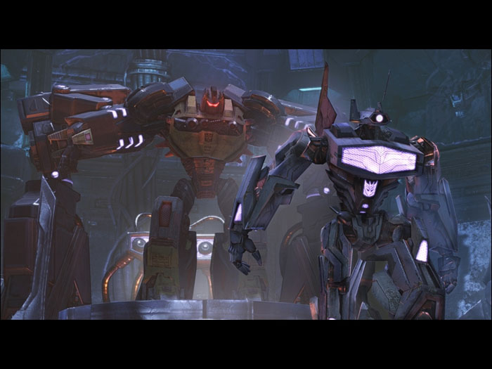 Ultimate Games. Трансформеры:  Падение Кибертрона High Moon Studios,Mercenary Technology