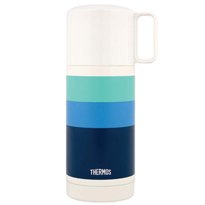 Термос для напитков Thermos Fej Blue, 350 мл836496Термос для напитков Thermos Fej Blue будет незаменим во время путешествий, поездок на пикник или на дачу. Особенности термоса Thermos Fej Blue:внешние и внутренние стенки термоса выполнены из высококачественной нержавеющей стали, устойчивой к разрушению термос оснащен вакуумной технологией Thermax: сохраняет тепло 8 часов, холод 24 часаширокое горло для использования кубиков льдапластиковая кнопка кнопочного типа для легкого открывания удобная пластиковая чашка с ручкой для питья открывающаяся пробка позволяет предотвратить проливание пробка откидывается одним нажатием руки благодаря встроенной пружине пробка легко разбирается для очистки яркий и стильный дизайн. Характеристики:Материал: нержавеющая сталь, пластик. Объем термоса:350 мл. Высота термоса (с учетом крышки):18 см. Диаметр основания термоса:7 см. Размер упаковки:8 х 19 см х 8 см. Производитель:Китай. Артикул:836496.