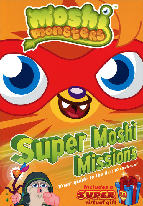 Super Moshi Missions moshi monsters monsteriffic comic collection