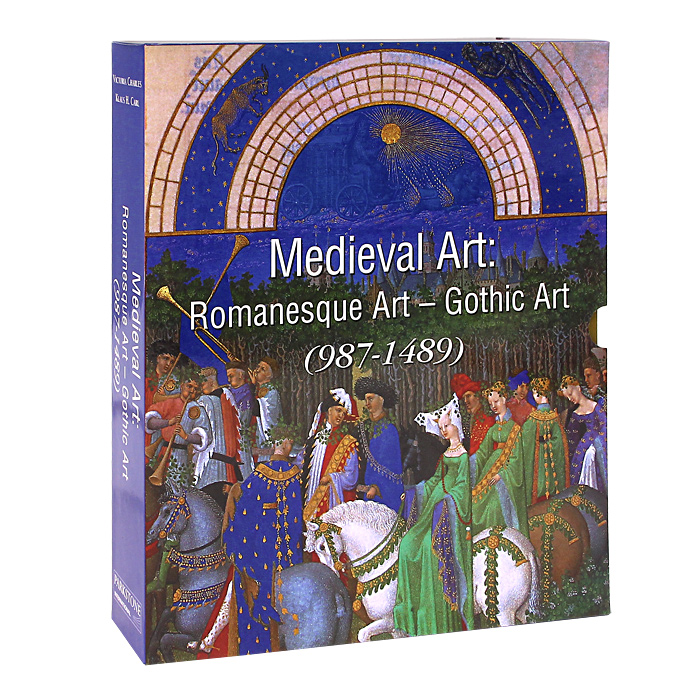 Medieval Art (комплект из 2 книг)