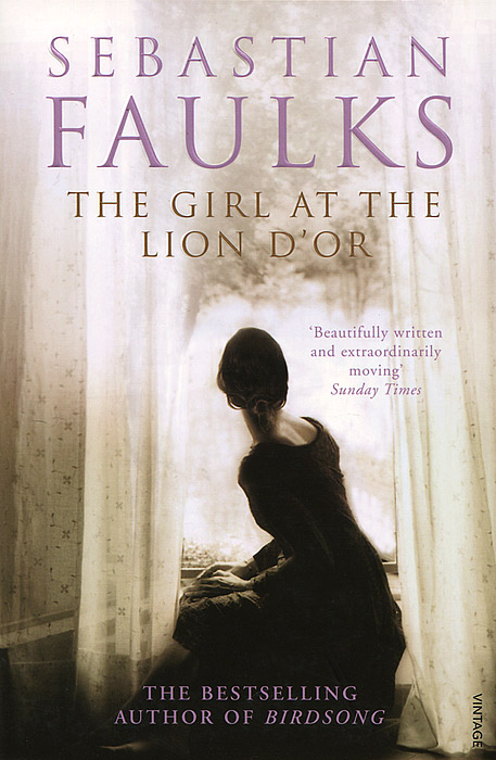 The Girl at the Lion D'Or the lion and the rose