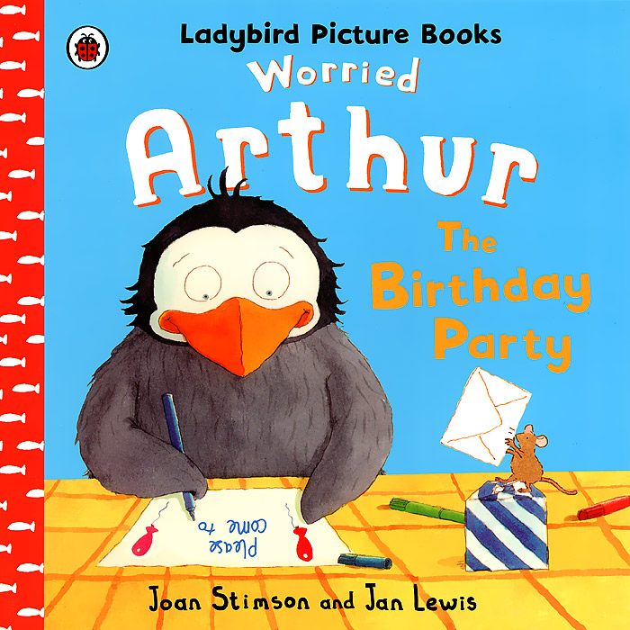 Worried Arthur: The Birthday Party