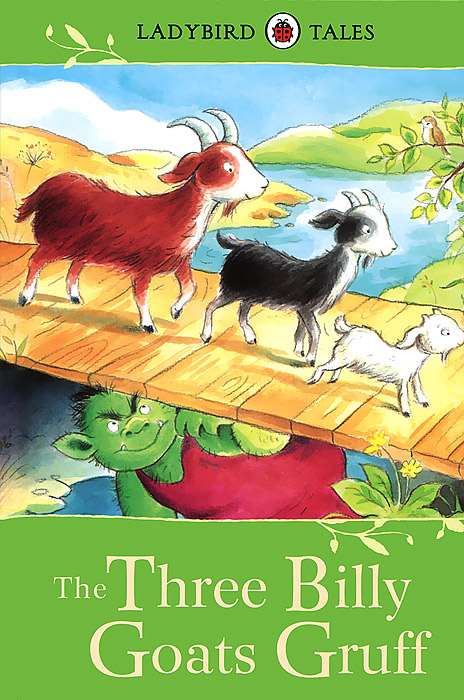 The Three Billy Goats Gruff lift the flap fairy tales the three billy goats gruff book and cd pack