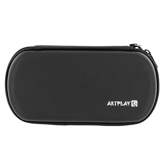 Набор 3 в 1 ARTPLAYS для PSP E1008 Street/3000 (чехол, защитная пленка, адаптер) - Аксессуары