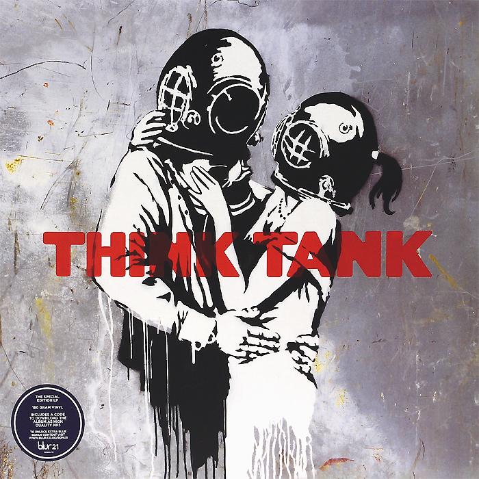 Blur Blur. Think Tank (2 LP) henglong 1 16 scale 2 4ghz rc tank sherman m4a3 battle tank u s army ultimate metal version smoke sound metal gear tracks
