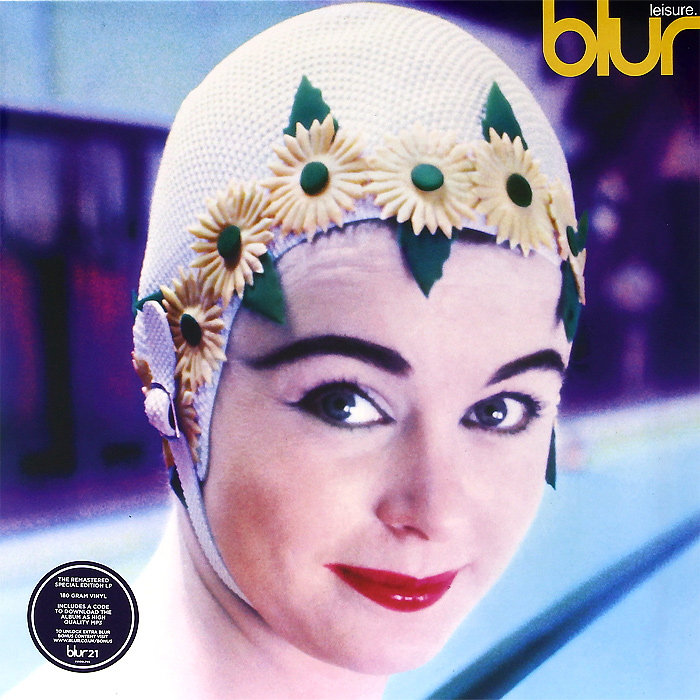 Blur Blur. Leisure (LP) blur blur 13