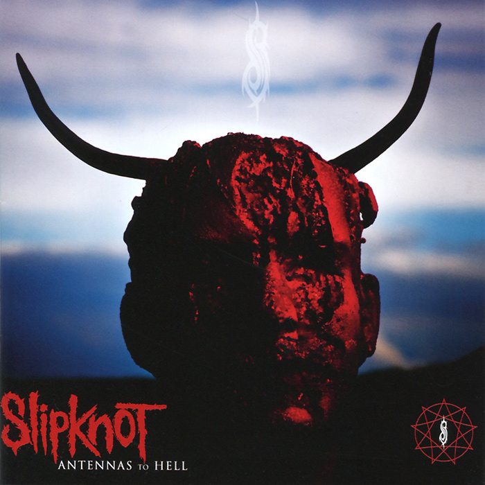 Slipknot Slipknot. Antennas To Hell cd ac dc highway to hell special edition digipack