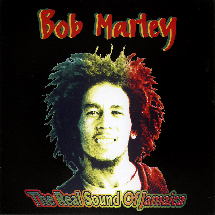 Фото - Боб Марли Bob Marley. The Real Sound Of Jamaica real madrid zalgiris kaunas