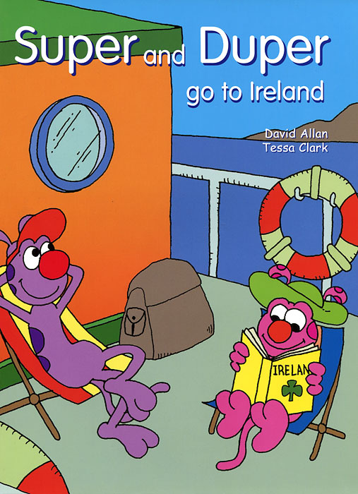 Super and Duper Go to Ireland reader for students of theology learning english сборник текстов на английском языке часть 2