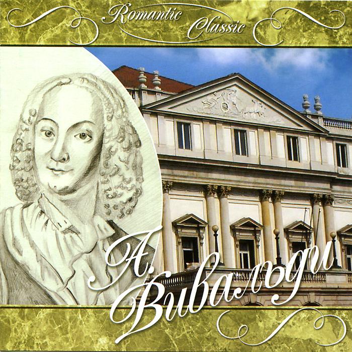Антонио Вивальди,Московский камерный оркестр,Константин Орбелян Romantic Classic. A. Vivaldi 101 vivaldi 6 cd